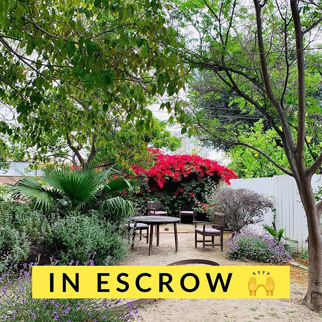 This lovely home with the magical backyard is already in escrow 🙌 #settingrecords #goinhaus . #realestate #goinhaus #losangeles #singlefamilyhome #realestateforsale #californiarealestate #homebuyer #realestateagent #realestatelife #californiadreaming #californialiving #archilovers #architecturelovers #househunting #homesweethome #openhouse #reseda