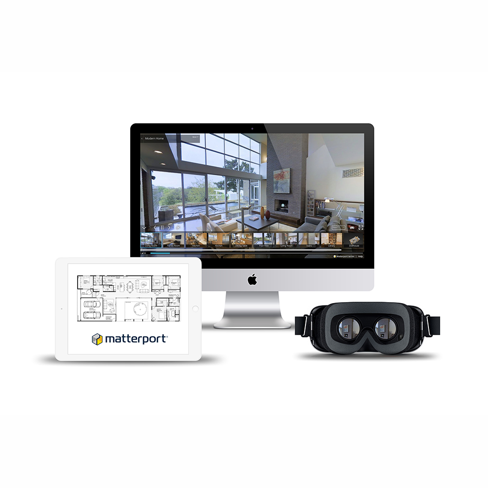 Matterport 3D/VR