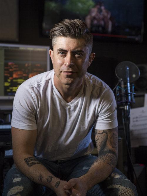 Adam Gubman, Composer of 'Elsinore'.