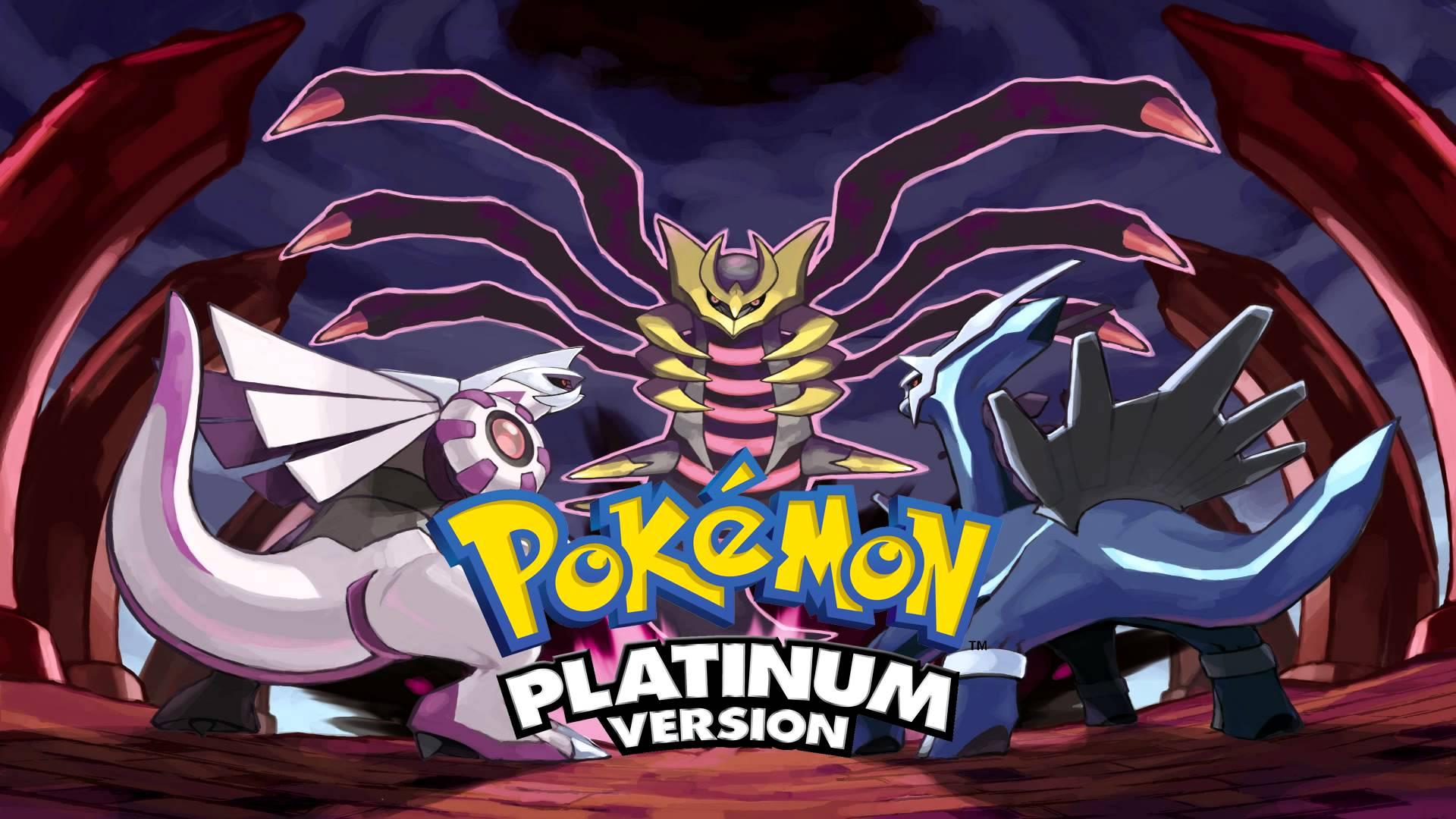 Pokemon DPPt