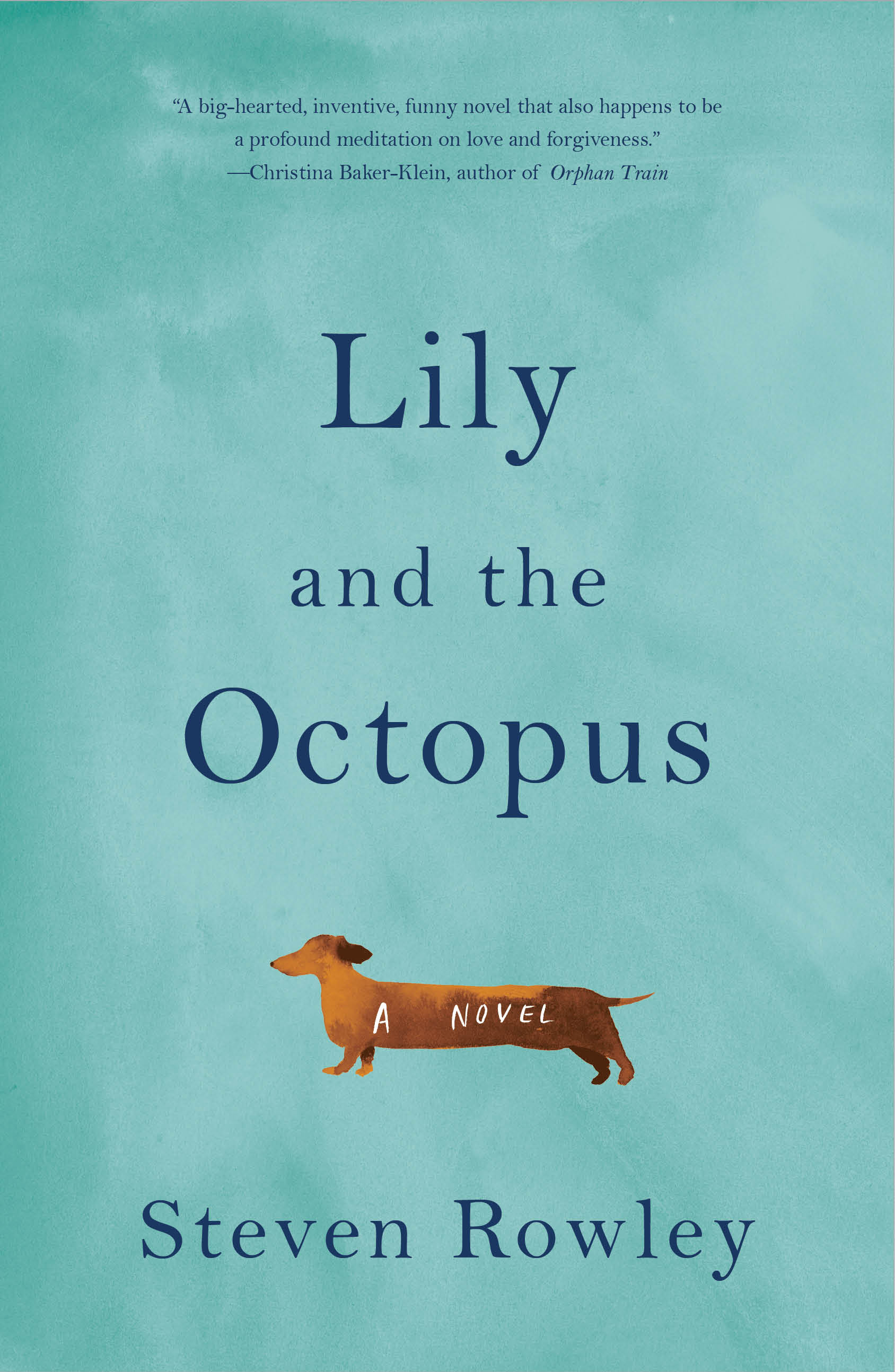 Lily and the Octopus - Ted—a gay, single, struggling writer is stuck: unable to open himself up to intimacy except through the steadfast companionship of Lily, his elderly dachshund. When Lily's health is compromised, Ted vows to save her by any means necessary. By turns hilarious and poignant, an adventure with spins into magic realism and beautifully evoked truths of loss and longing, Lily and the Octopus reminds us how it feels to love fiercely, how difficult it can be to let go, and how the fight for those we love is the greatest fight of all.