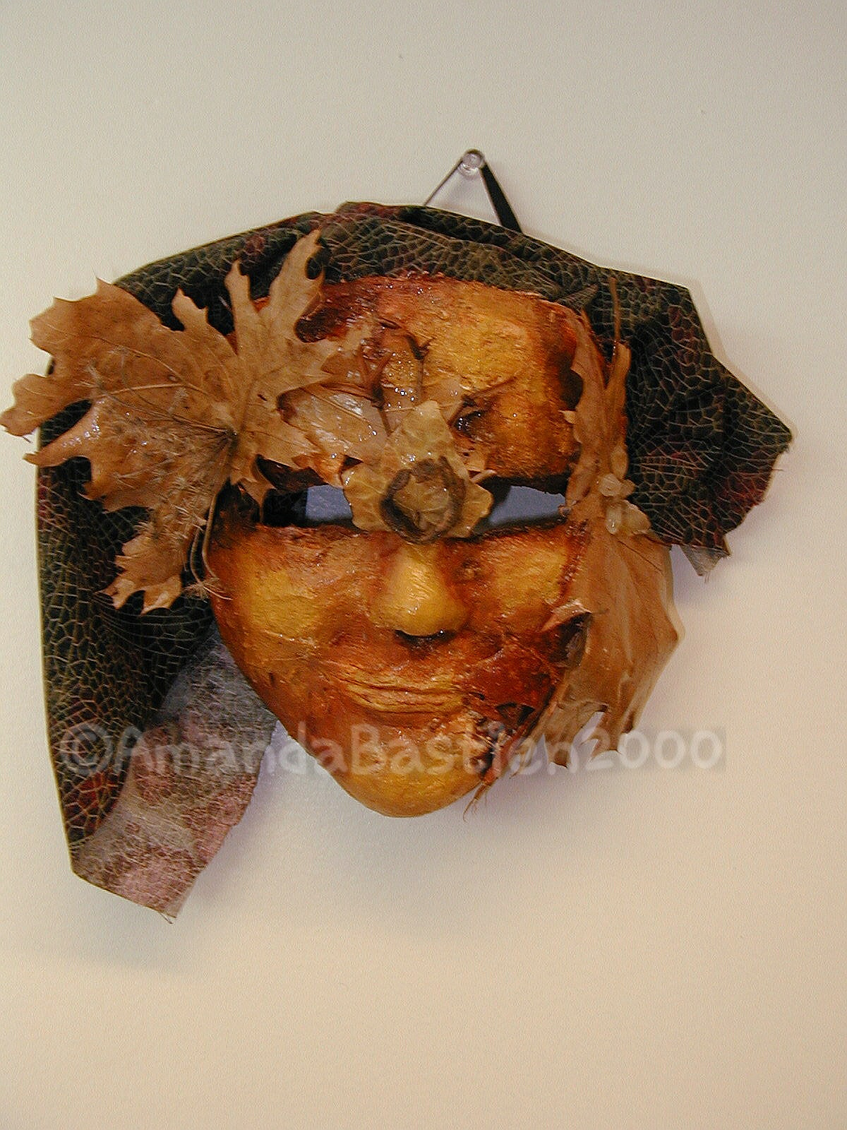 """Autumn Mask"""