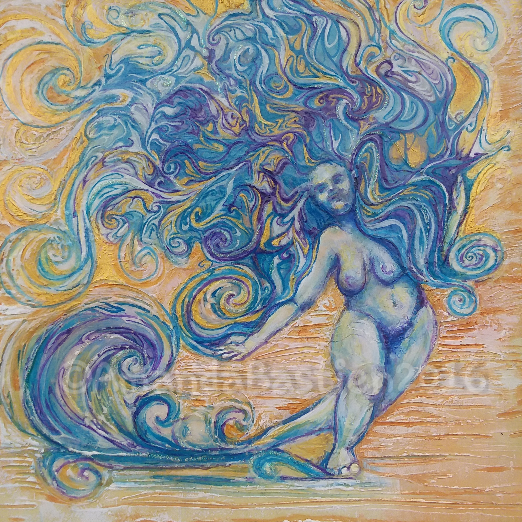 """Water Dancer"""
