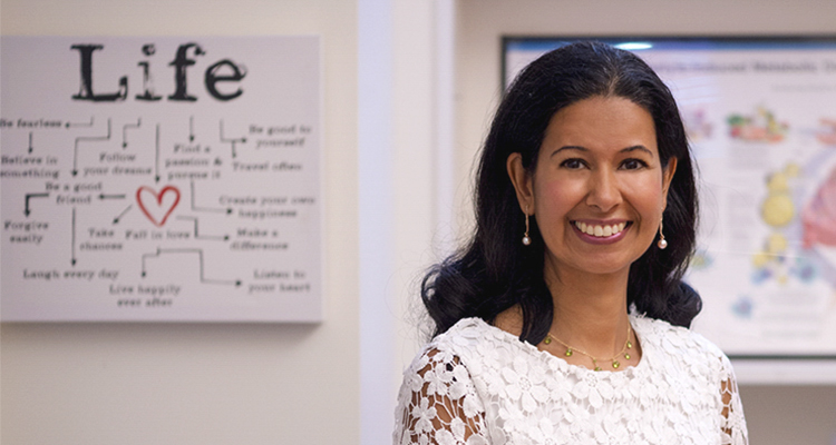 Sarika Arora, MD, Founder, Aum Healing Center