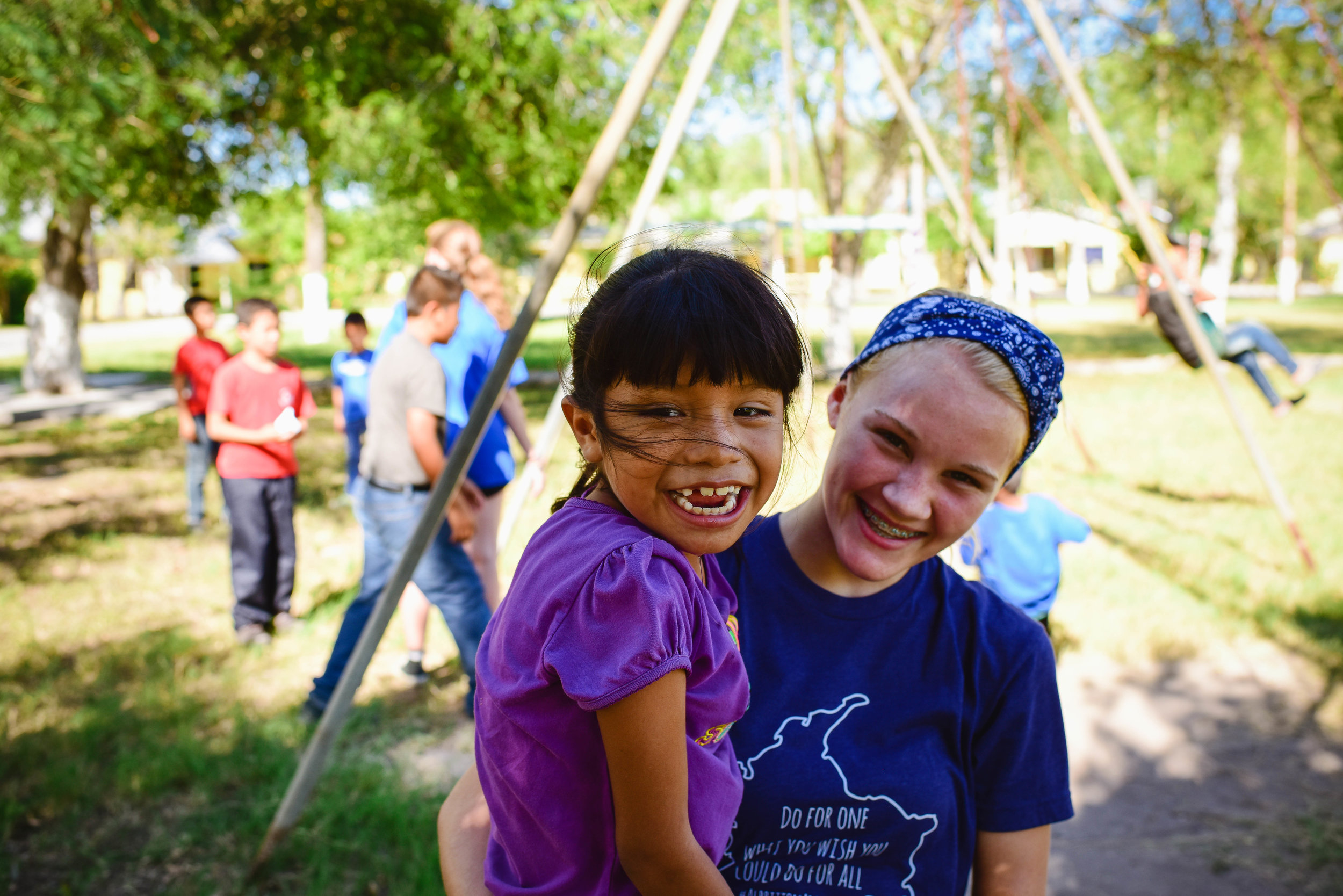 Two Trips,One Week - 2019 Summer Mission TripsLearn more below!