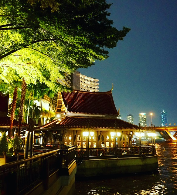 ONE NIGHT IN BANGKOK - AND THE WORLD'S YOUR OYSTER