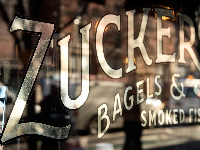Zucker's Bagels and Smoked Fish