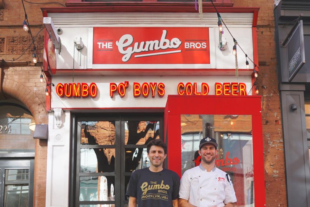 The Gumbo Bros