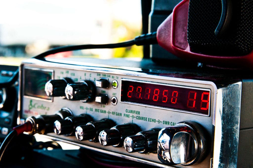 Cobra Classic C.B. Radio