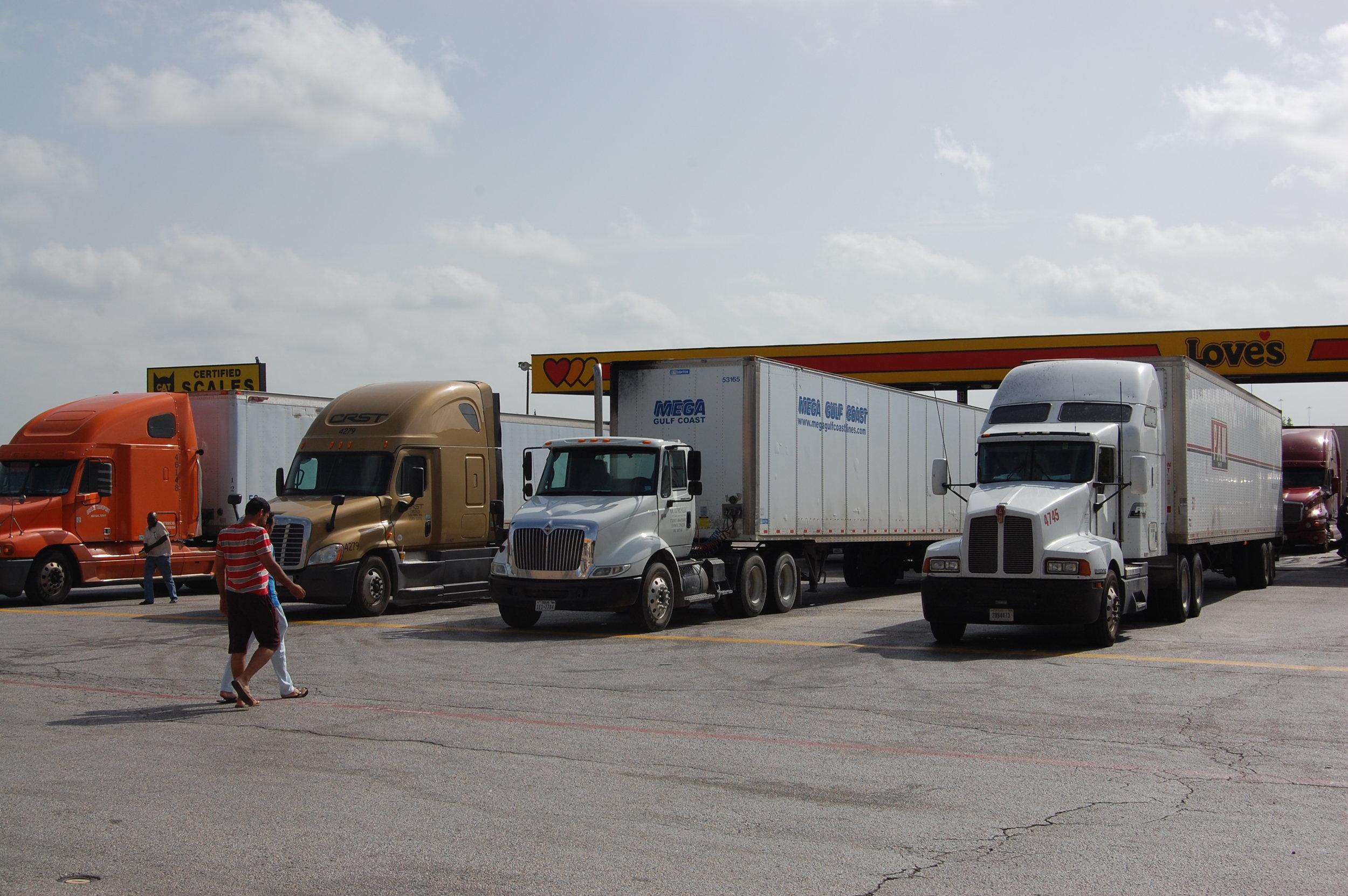 fuel lanes millennials in trucking