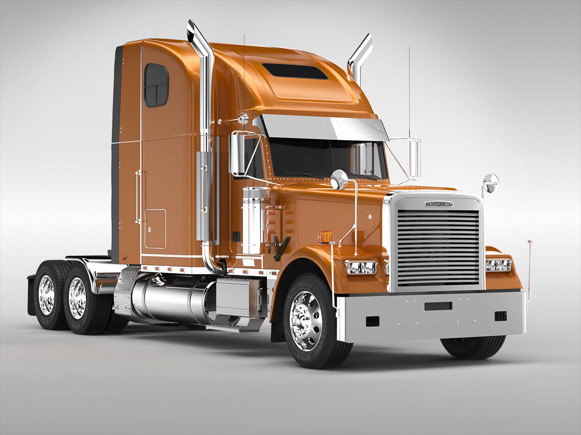 Freightliner Classic XL (Bobtail)