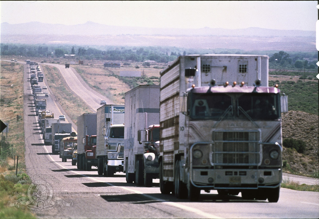 Photo from the movie Convoy (1978)