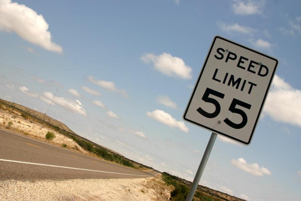 55mph speed limit - Millennials in Trucking