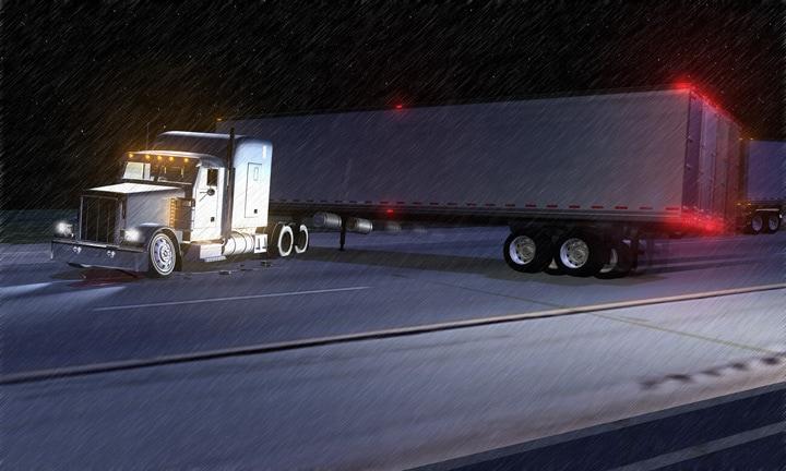 Truck Jackknife - Millennials in Trucking