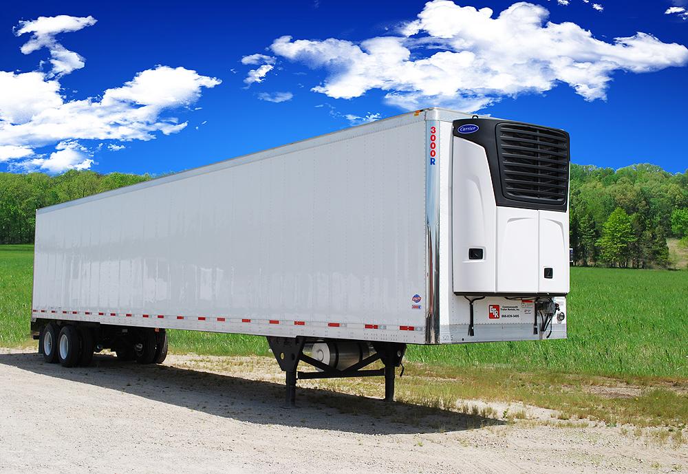 Refrigerated Trailer - Millennials in Trucking