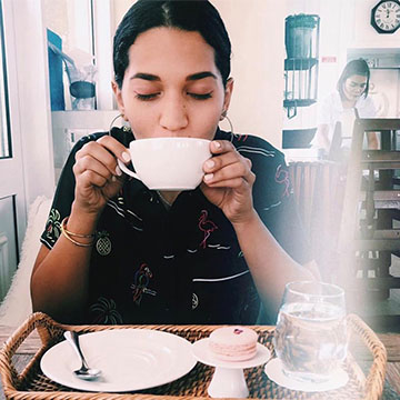 Lara El sergany - Writer/Blogger  Dubai, UAE