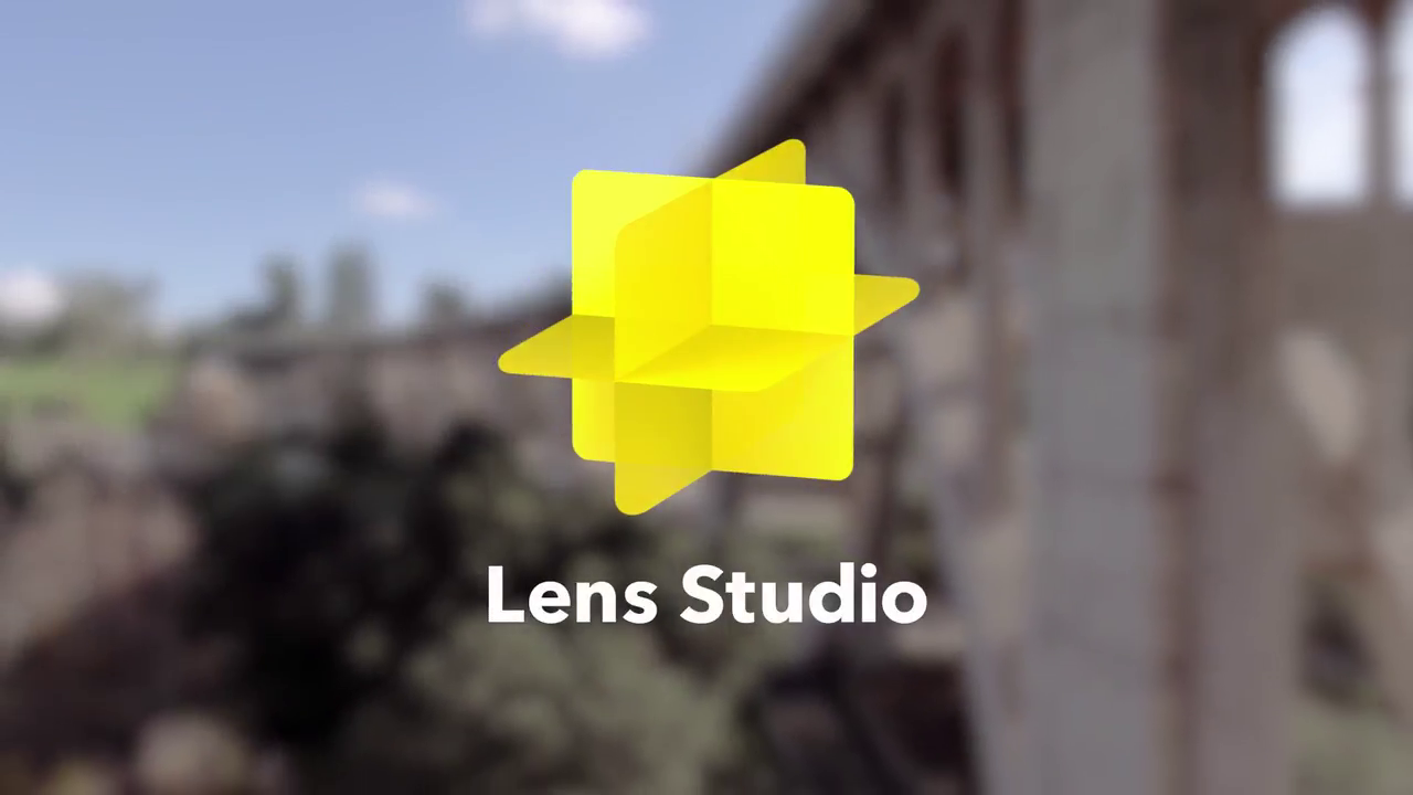 Image from  Lens Studio by Snap