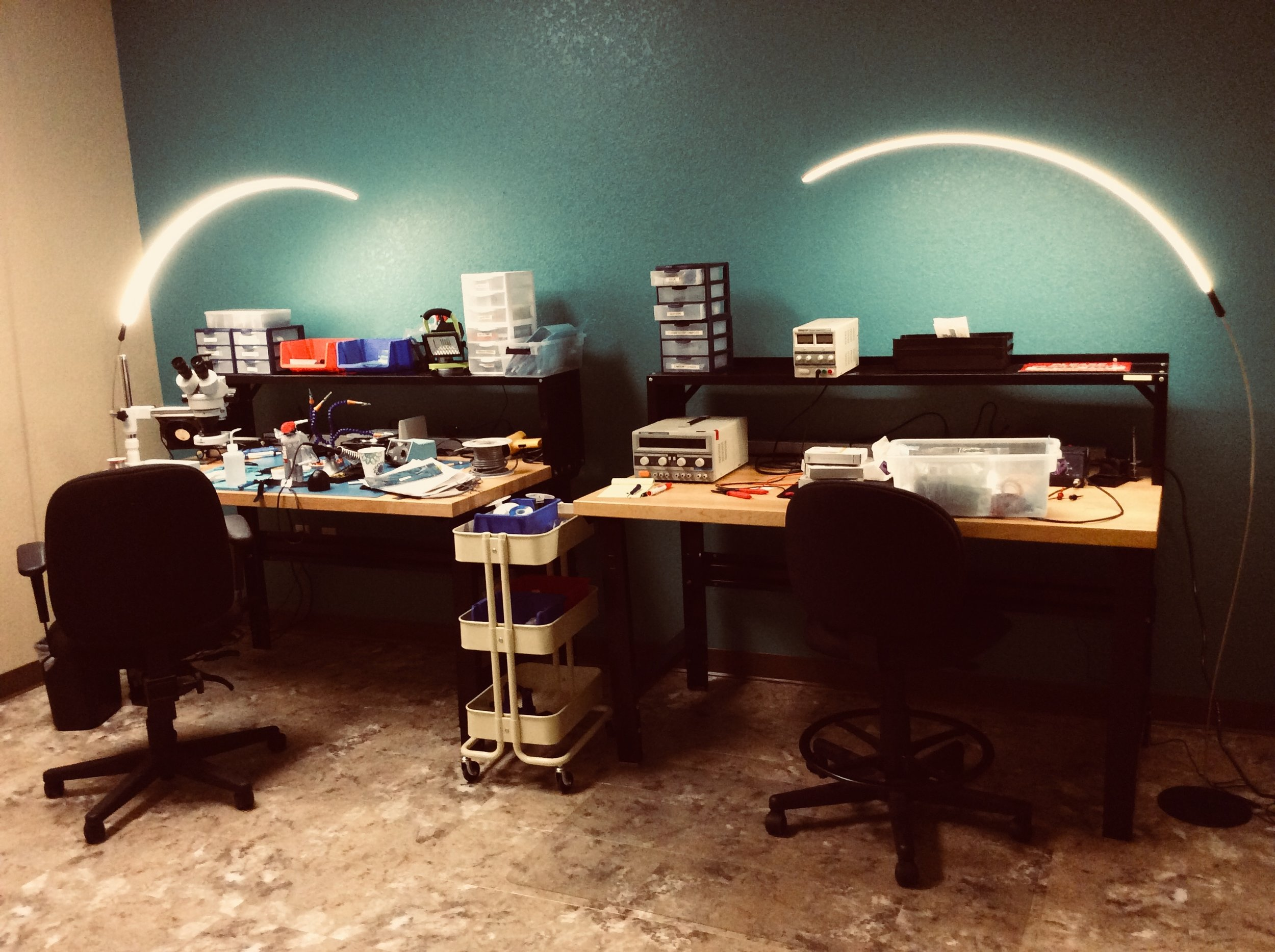 Our Soldering Stations