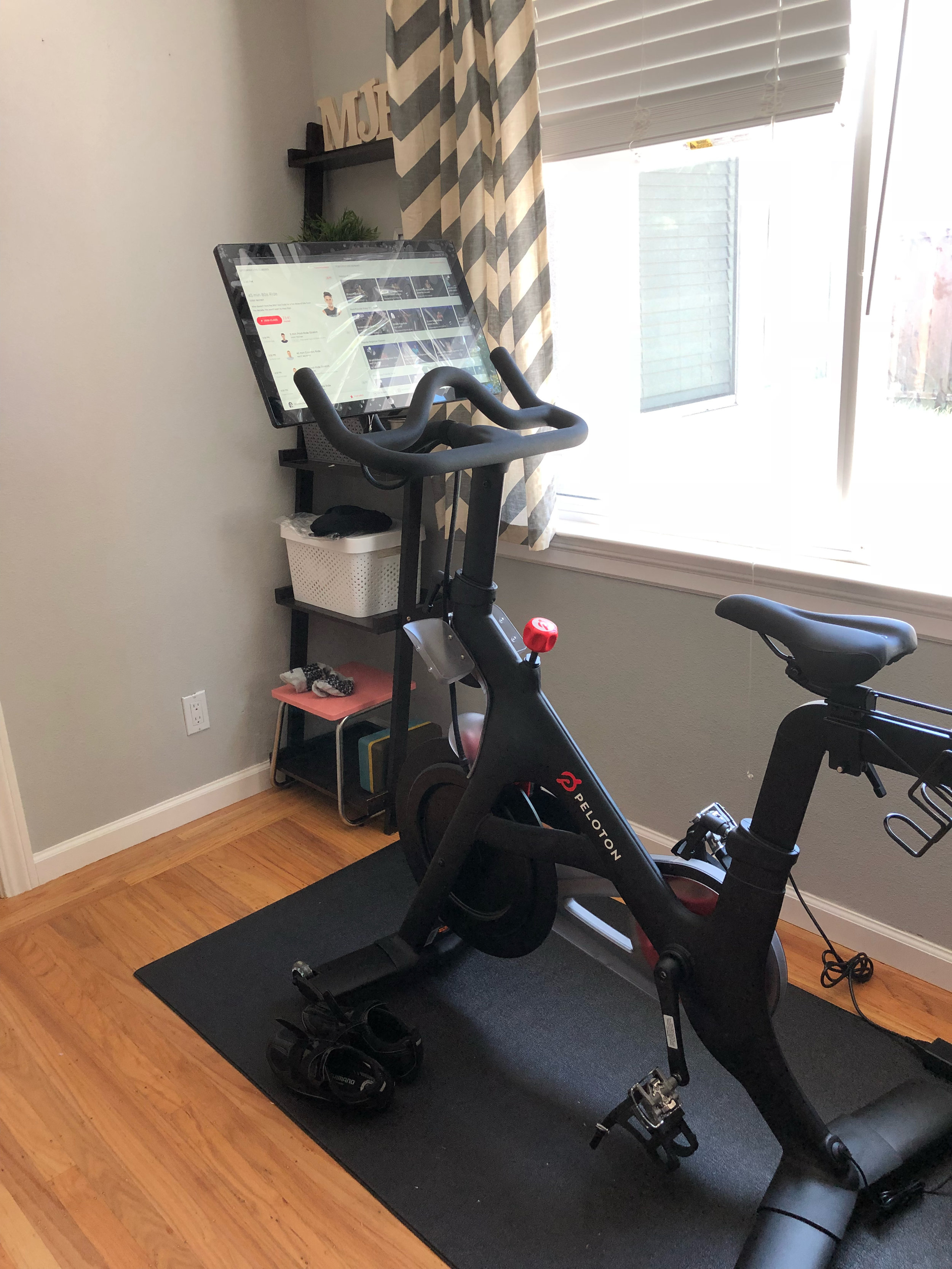 #gamechanger - After two months on the bike, I can see why Peloton changes lives. And it actually has very little to do with the (beautiful) bike itself.