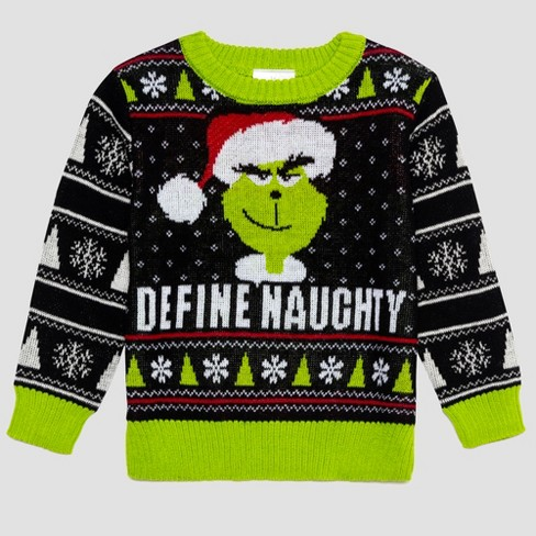 Toddler Boys' Dr. Seuss Grinch - Snagged this one for 3.5yo. It fits him perfect. ($16.99)