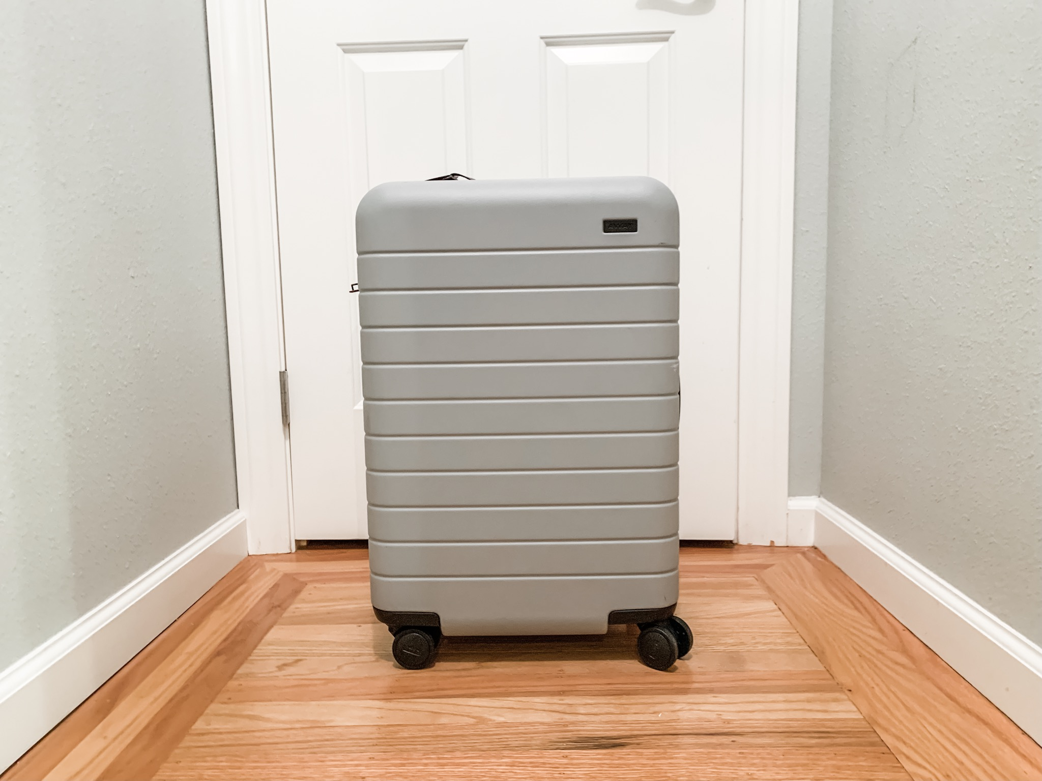The large carry on