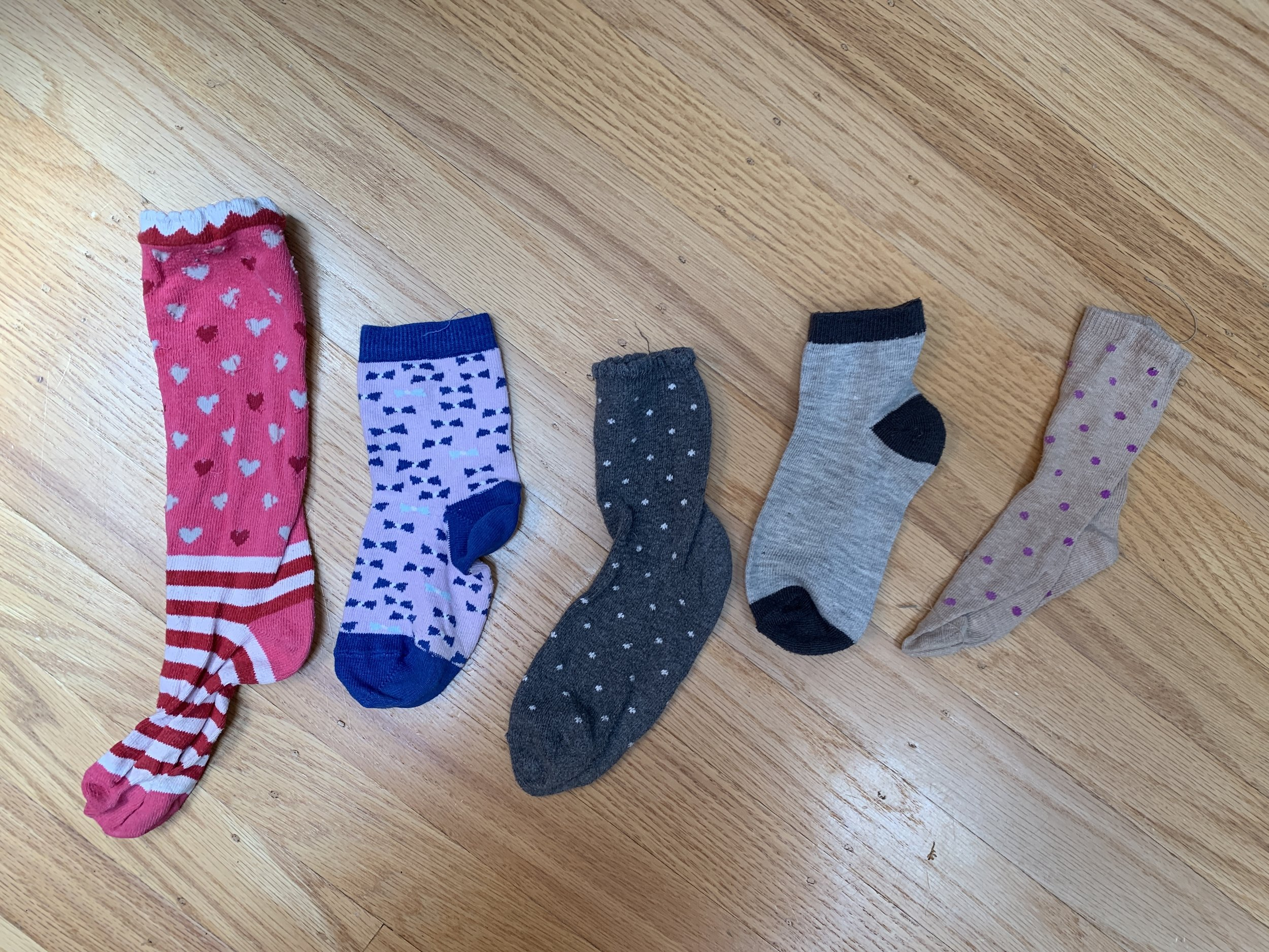 Cute socks sets from Target? DON'T DO IT.