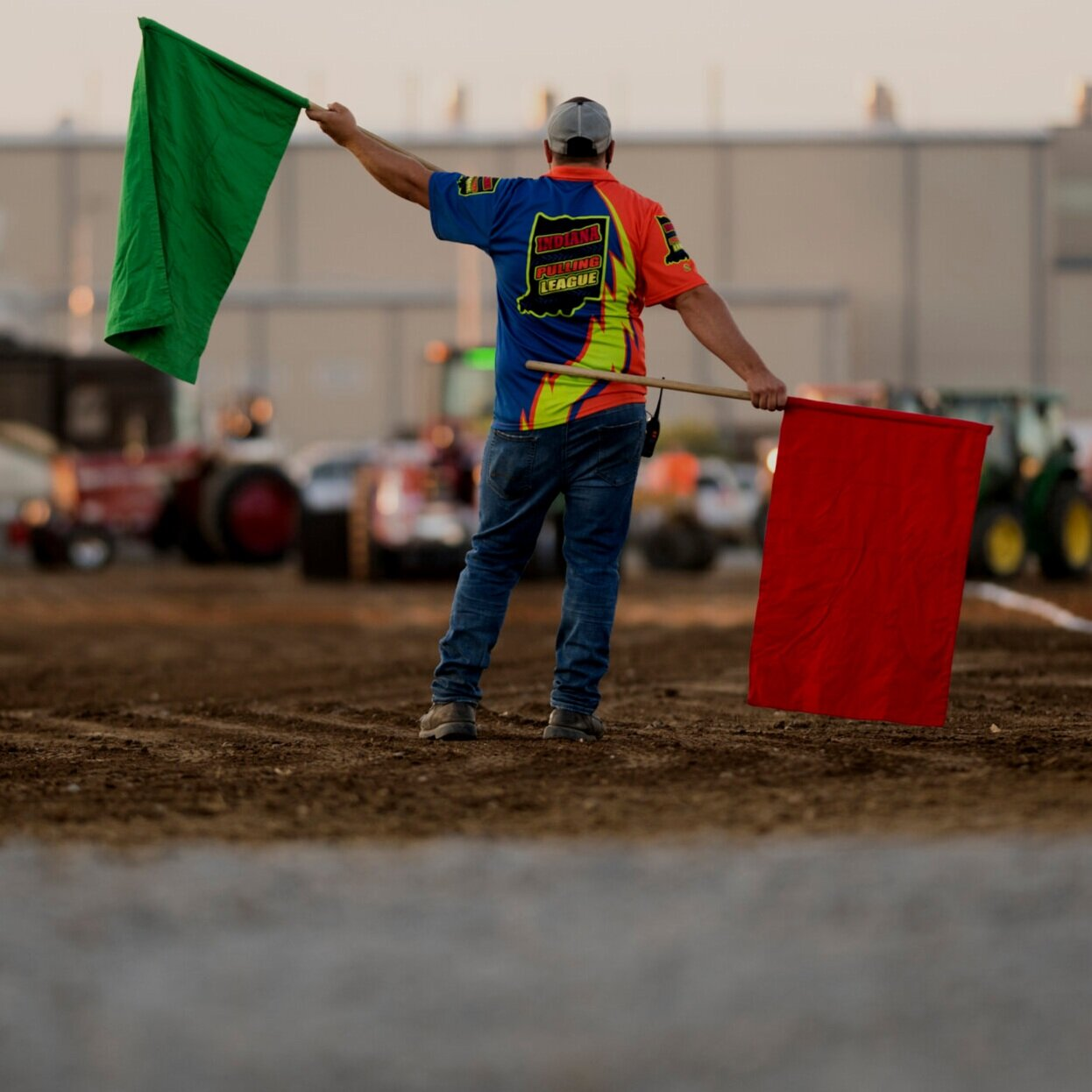 Rodeo & Motorized Events -