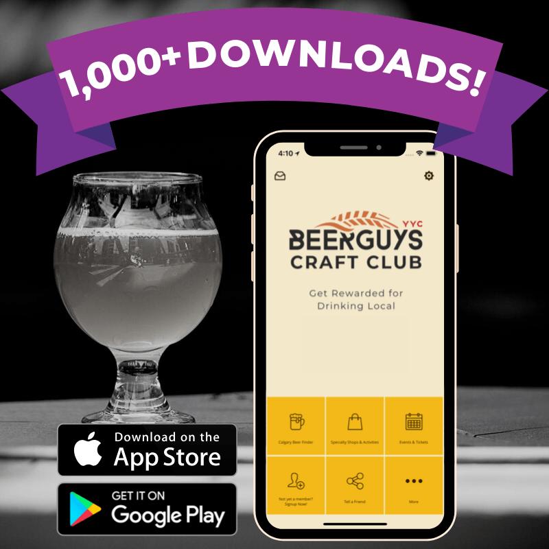 BeerGuys app craft beer club