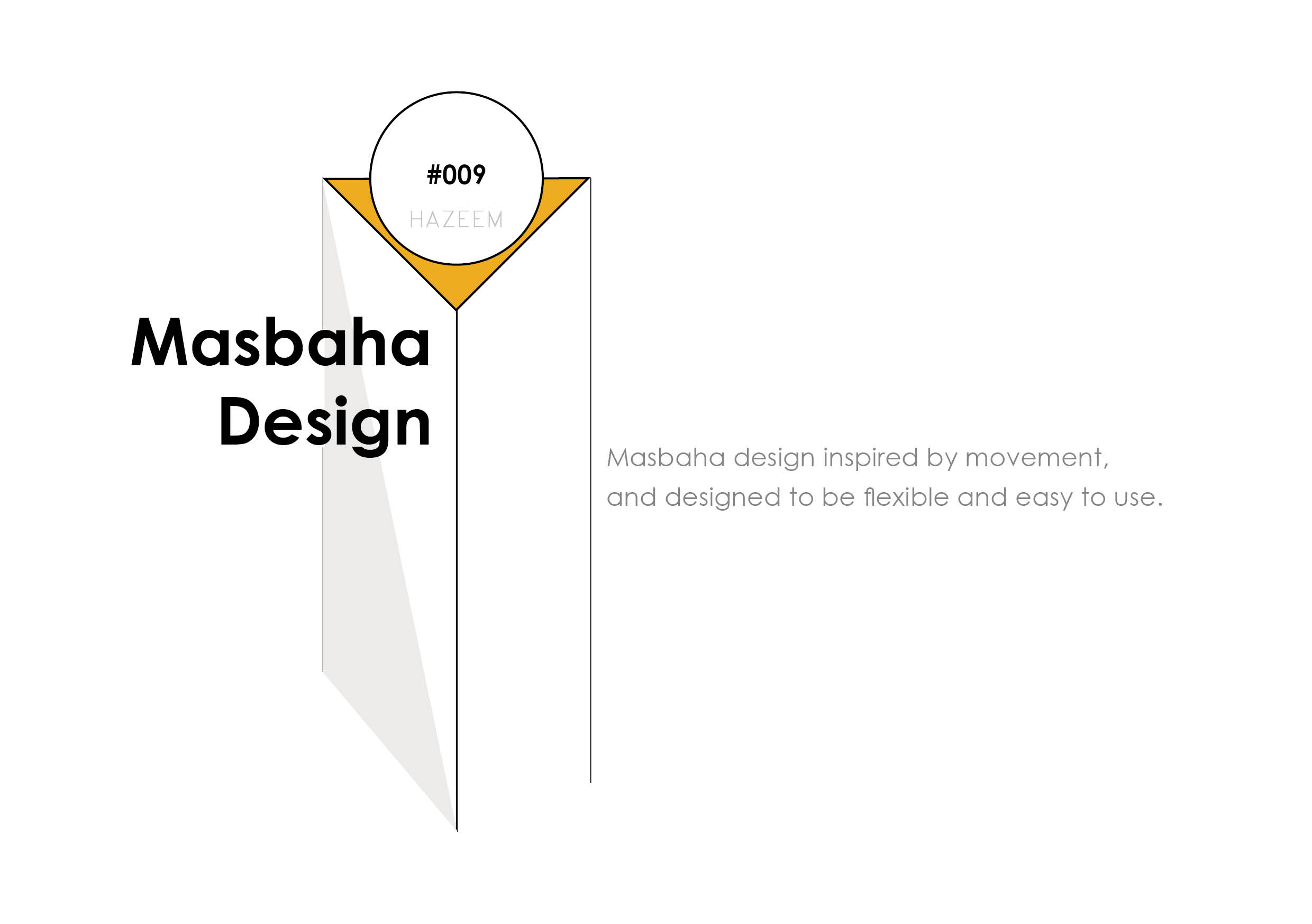 Masbaha Design