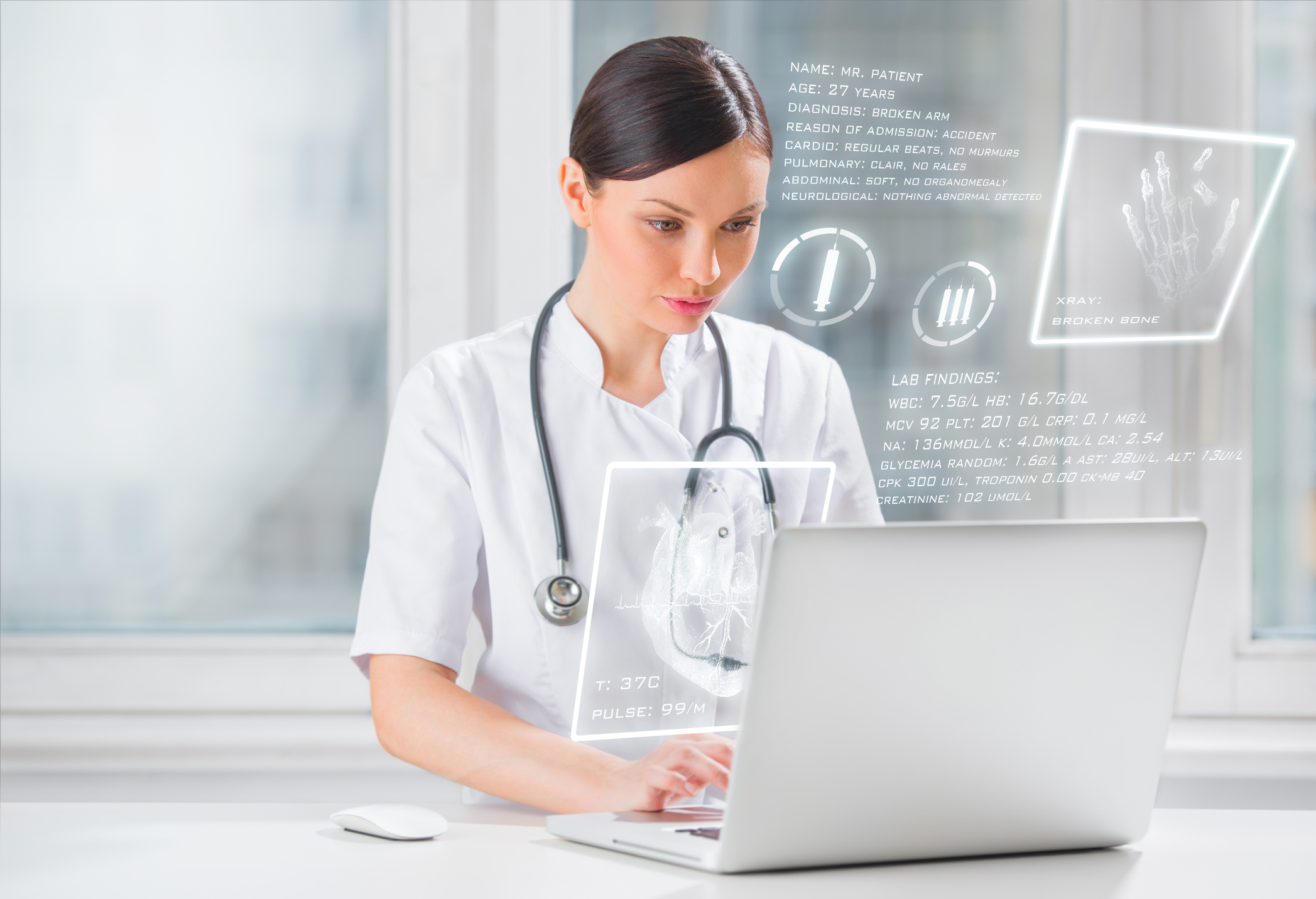 AI Curriculum for Clinicians™ - Clinicians are the key to driving healthcare innovations. Learn the core concepts every clinician-AI leader should know through a curriculum designed by industry experts and clinicians.
