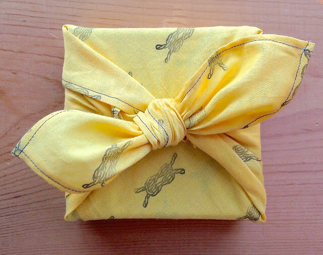 Fabric Gift Wrap Your Unique Wrapping Alternative Sustainable Baby Steps