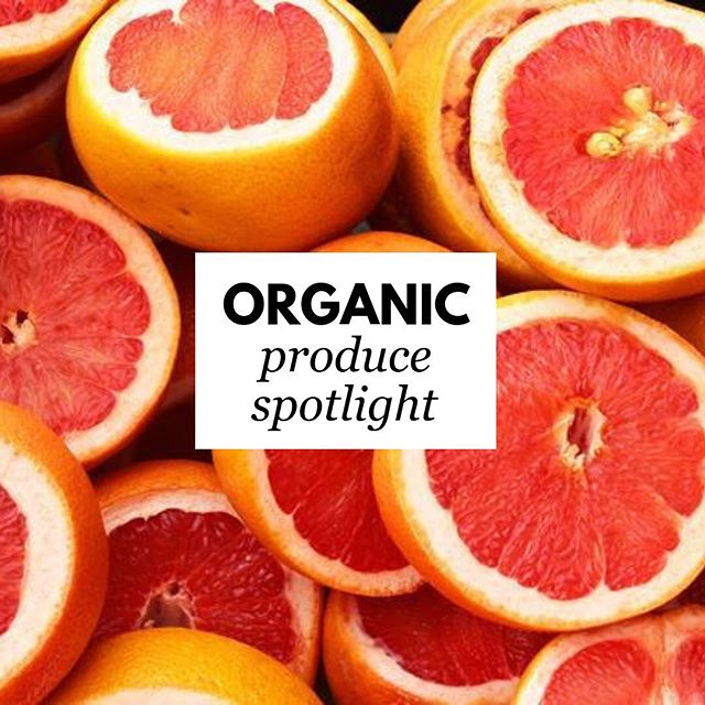 OUR PRODUCE ORGANIC * AFFORDABLE  FRESH * CONVENIENT  Organic Grapefruit is a low-cal tropical fruit that's rich in nutrients, antioxidants, and fiber.It's also 92% water, giving it one of the highest water contents of any fruit.Due to these attributes, grapefruit isthought to suppress appetite, assist with weight loss, and support healthy digestion, blood sugar, and general good health.  Offering ORGANIC PRODUCE is one more thing we do to help you live your day healthier, simpler, and easier!  LET US BE YOUR LOCAL SOLUTION! SHOP HERE. FEEL BETTER.