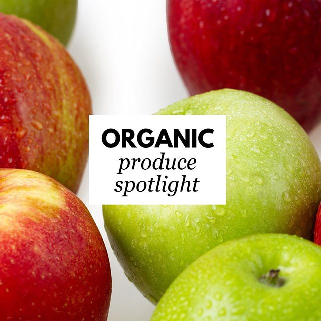 OUR PRODUCE ORGANIC * AFFORDABLE  FRESH * CONVENIENT  Organic Apples are a great source of slow-release energy and contain potassium and vitamins C and B. They're also extremely rich in antioxidants, flavonoids, and fiber, and are on the EWG Dirty Dozen list. Our shoppe offers DELICIOUS, CRUNCHY Organic Gala and Granny Smith Apples, so be sure to stop in and get yours soon!  Try this healthy apple sandwich snack (we sell all of the ingredients!): 2 small apples, cored and cut crosswise into 1/2-inch thick rounds 1 teaspoon lemon juice, optional 3 tablespoons peanut or almond butter 2 tablespoons semisweet chocolate chips 3 tablespoons granola  Spread one side of half of the apple slices with peanut or almond butter then sprinkle with chocolate chips and granola. Top with remaining apple slices, pressing down gently to make the sandwiches. Transfer to napkins or plates and serve. Offering ORGANIC PRODUCE is one more thing we do to help you live your day healthier, simpler, and easier!  LET US BE YOUR LOCAL SOLUTION! SHOP HERE. FEEL BETTER.