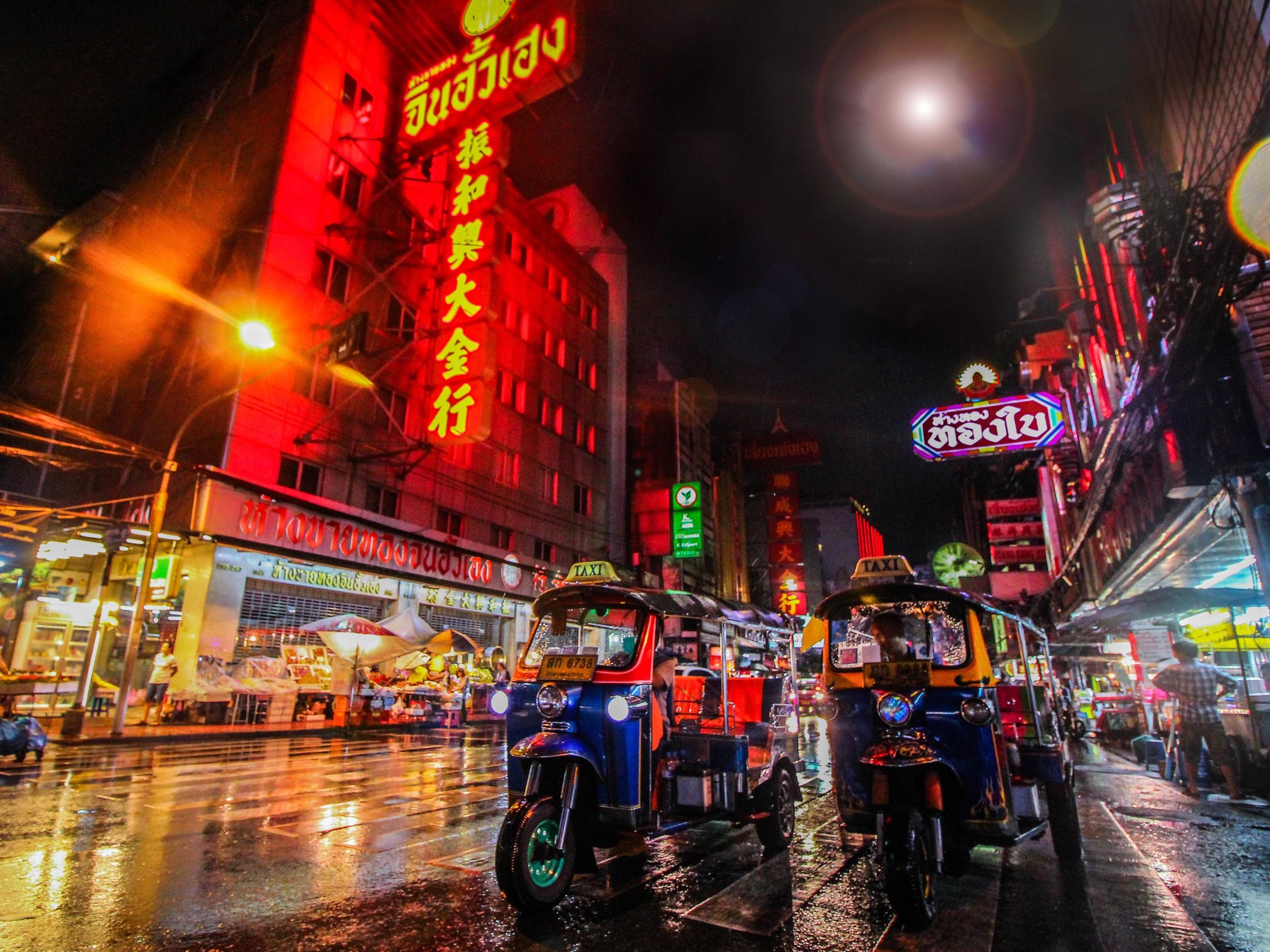 Bangkok 3* - 7 nights - from £***