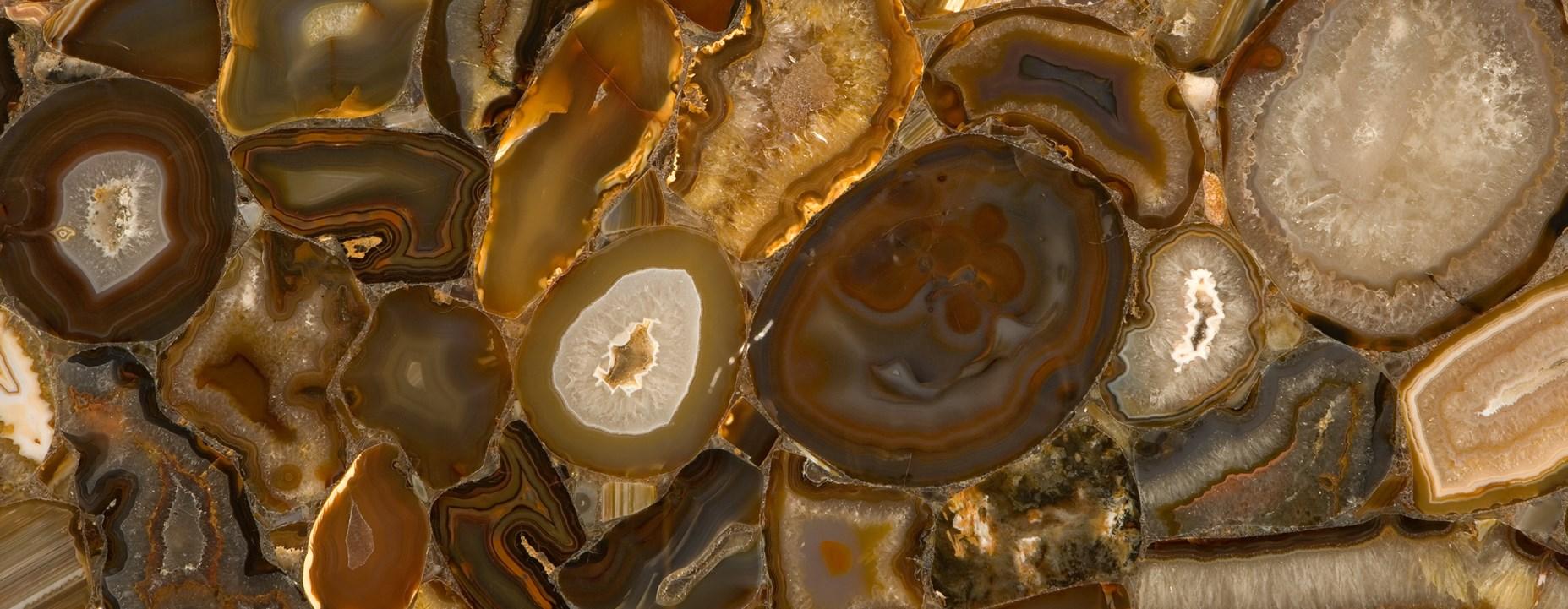 brown agate