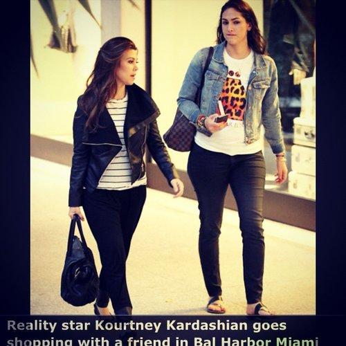 Kourtney Kardashian & Company