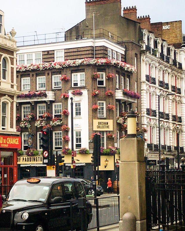 When London calls, EYE must go