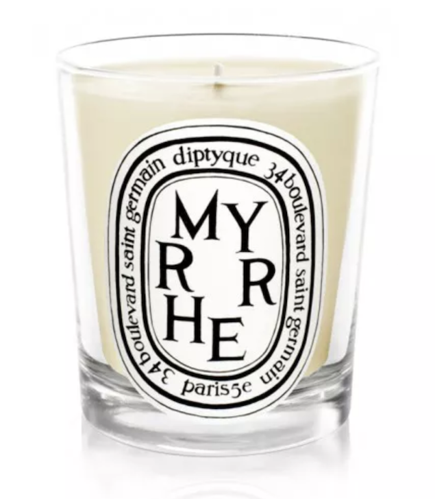 Diptyque MYRRHE, Available at Diptyque