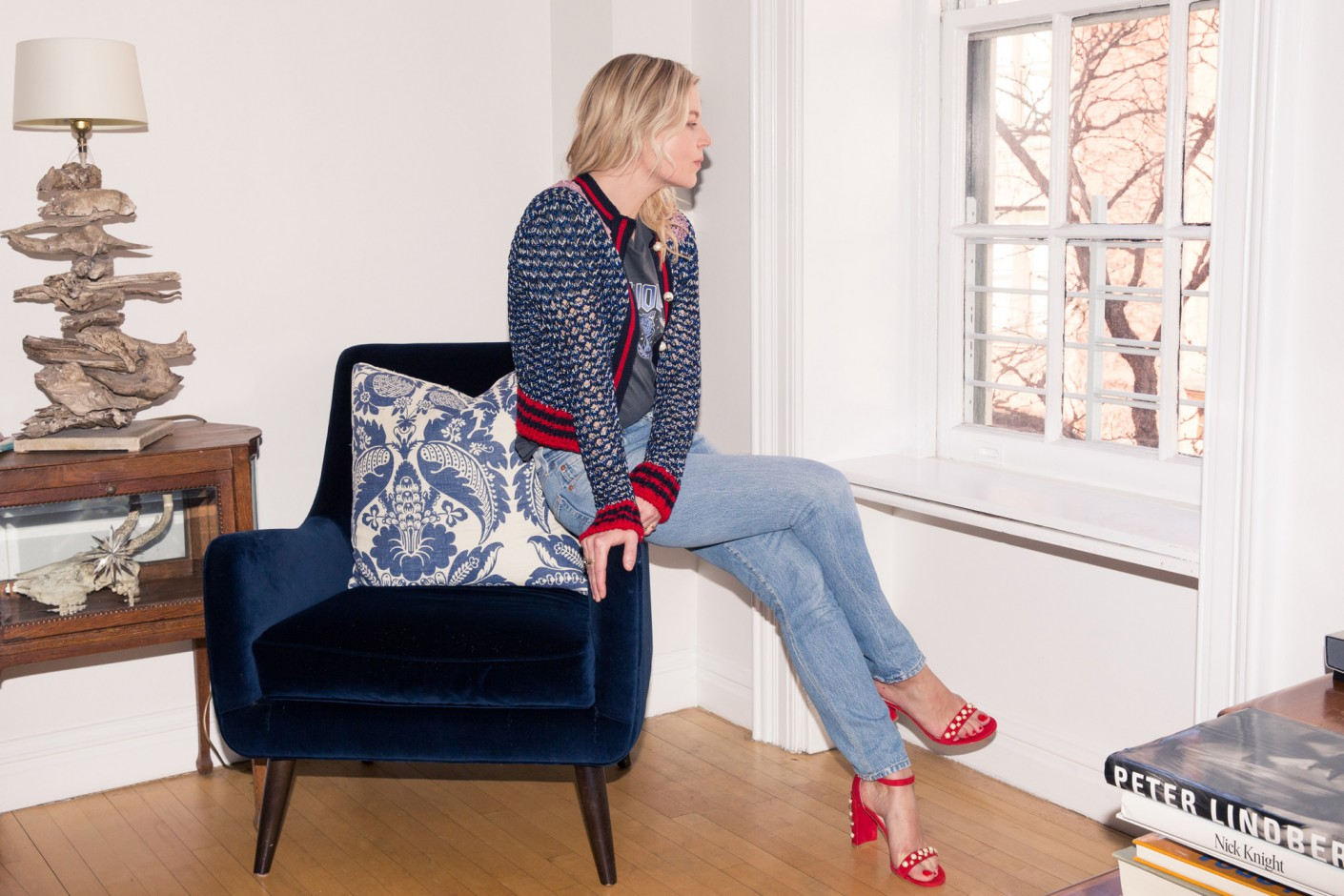 """- The spring styling trick Julia Von Boehm swears byBy MEAGAN WILSON(Coveteur, 14 Mar 2017)Nicole Kidman's stylist on her """"Bahamas closet"""" and the best heels for spring. In collaboration with Stuart Weitzman."""