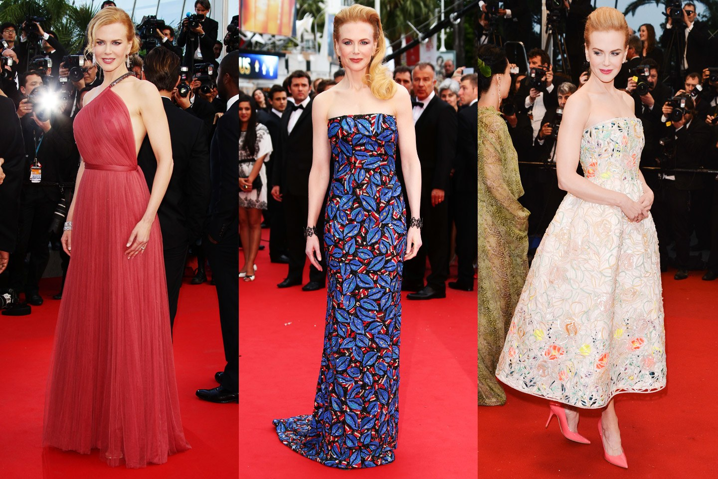 - Nicole Kidman at Cannes: The secret of dressing the festival's biggest starBy JULIE MILLER(Vanity Fair, 19 May 2017)Kidman's longtime stylist Julia von Boehm tells Vanity Fair about outfitting the Oscar winner for Cannes.