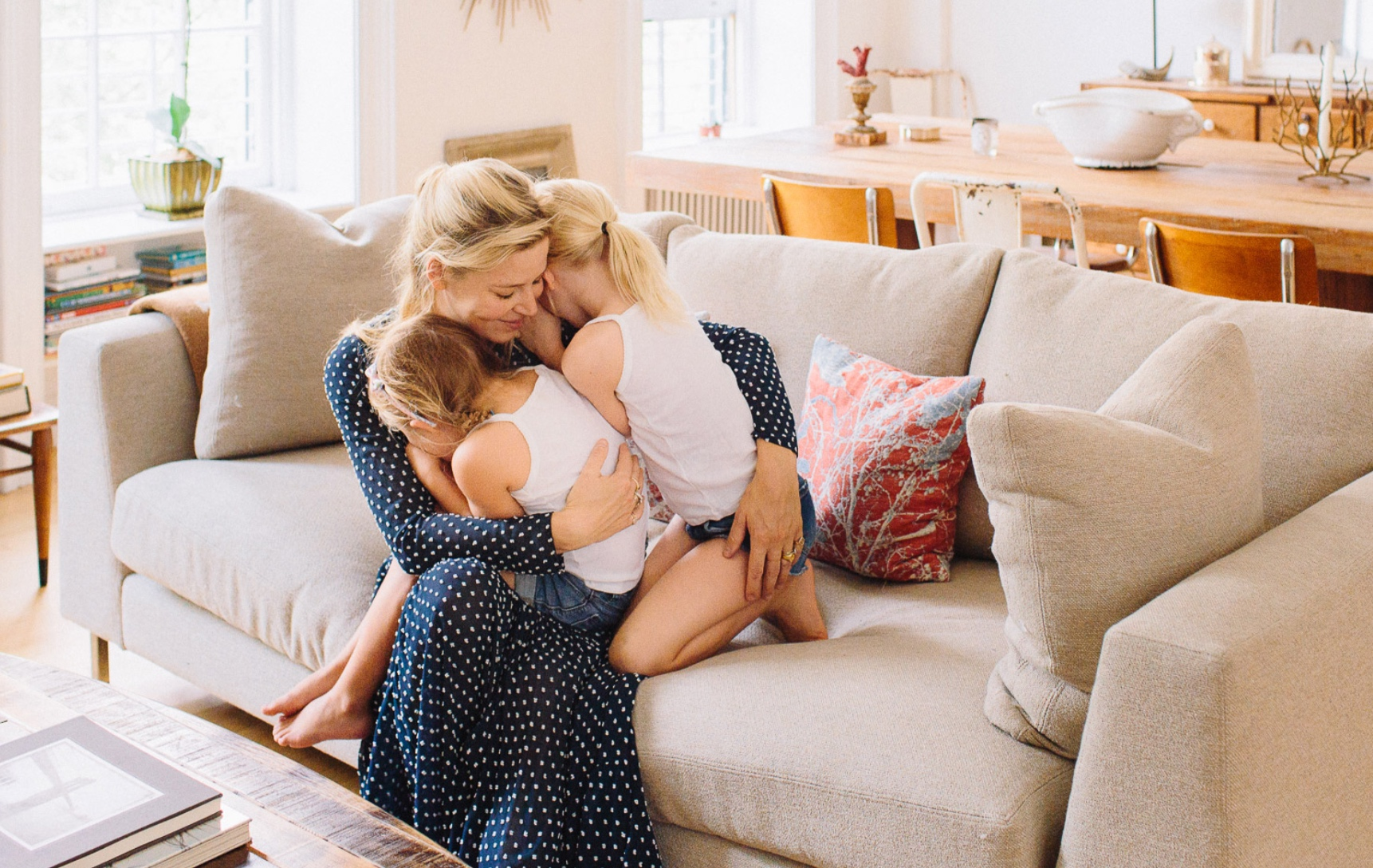 """- The tale of Julia, Josephine and Elizabeth von BoehmBy GEORGIE ABAY(The Grace Tales, 19 Oct, 2016)Ask Julia von Boehm what motherhood has taught her and her answer is simple: """"everything""""."""
