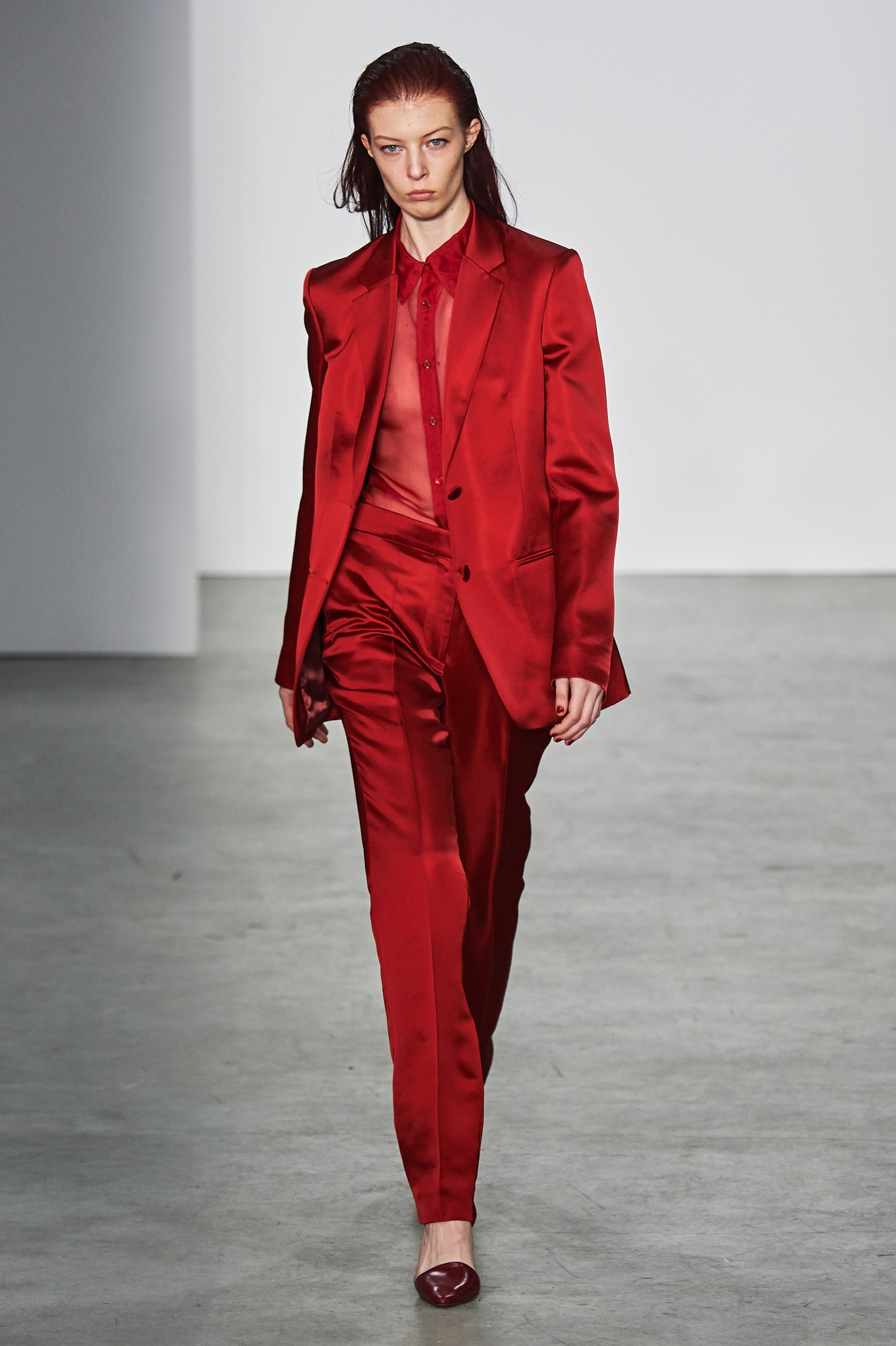HELMUT LANG, COURTESY VOGUE RUNWAY