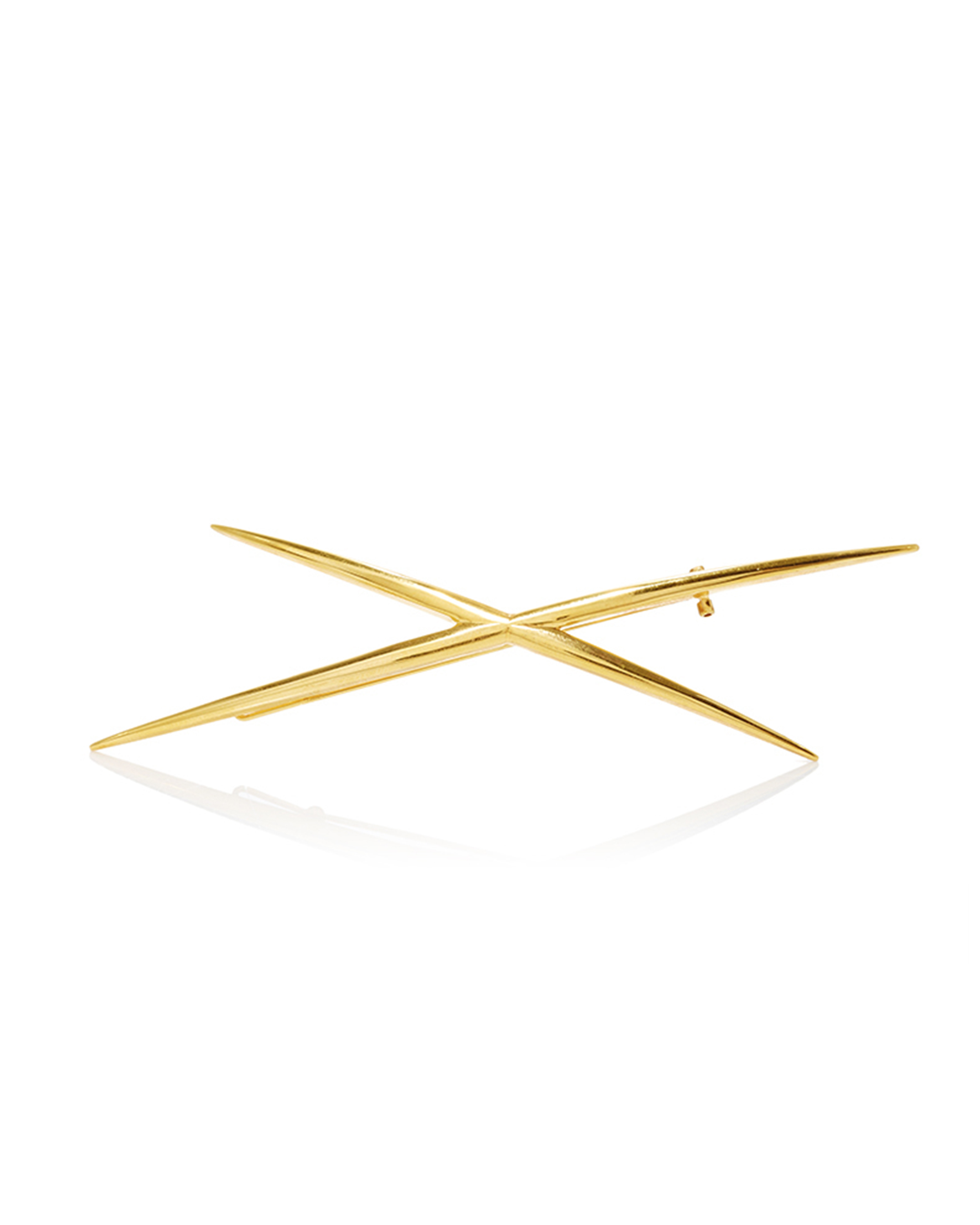 LELET NY EXES GLOSSY BARRETTE, AVAILABLE AT LELETNY