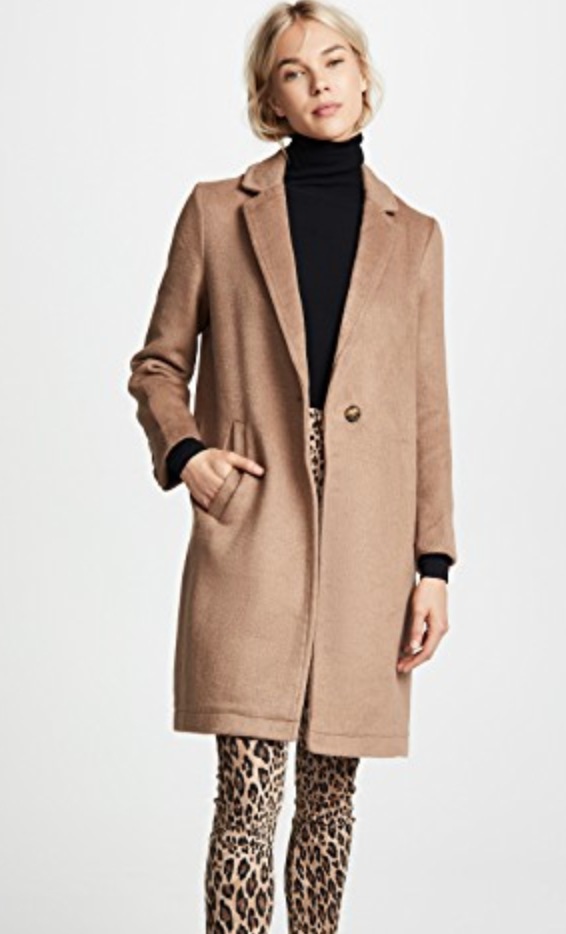 CUPCAKES AND CASHMERE Fayola Duster Coat, AVAILABLE AT SHOPBOP