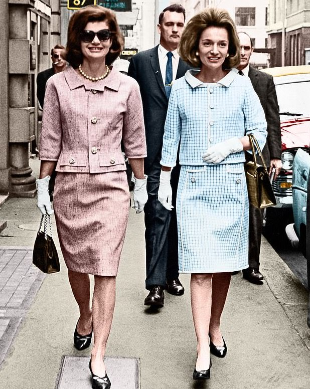 Sisters Jackie Kennedy and Lee Radziwill loved each other but competed over everything.jpg