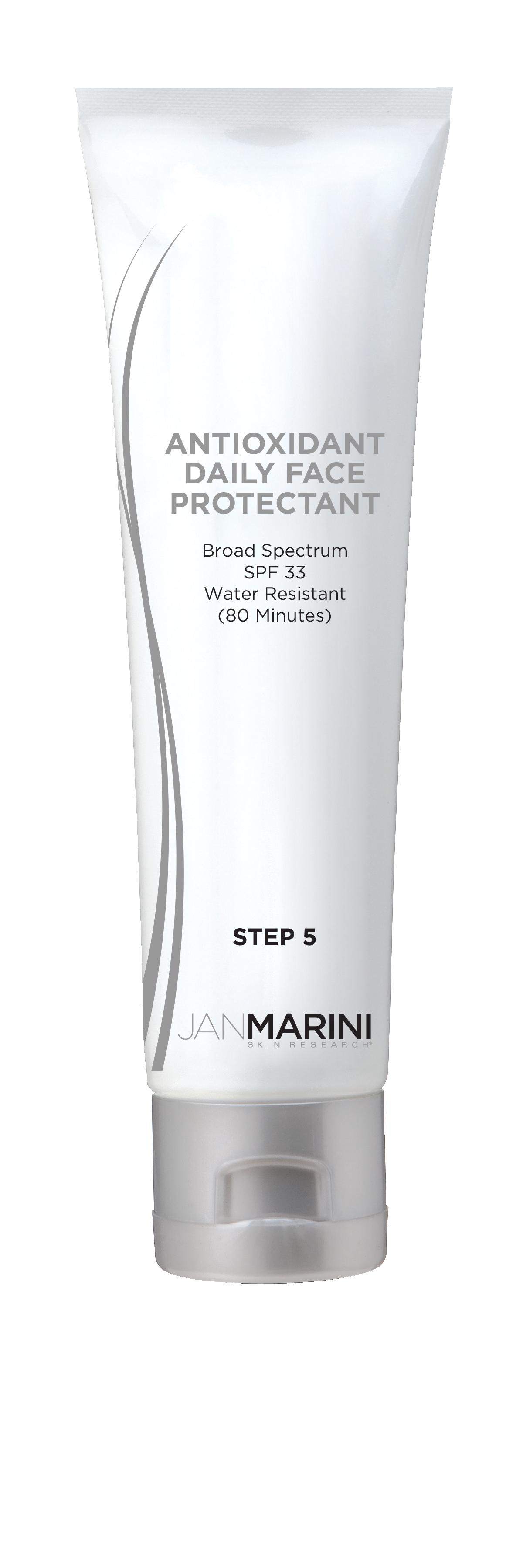 JAN MARINI Antioxidant Daily Face Protectant SPF 33, AVAILABLE AT JANMARINI