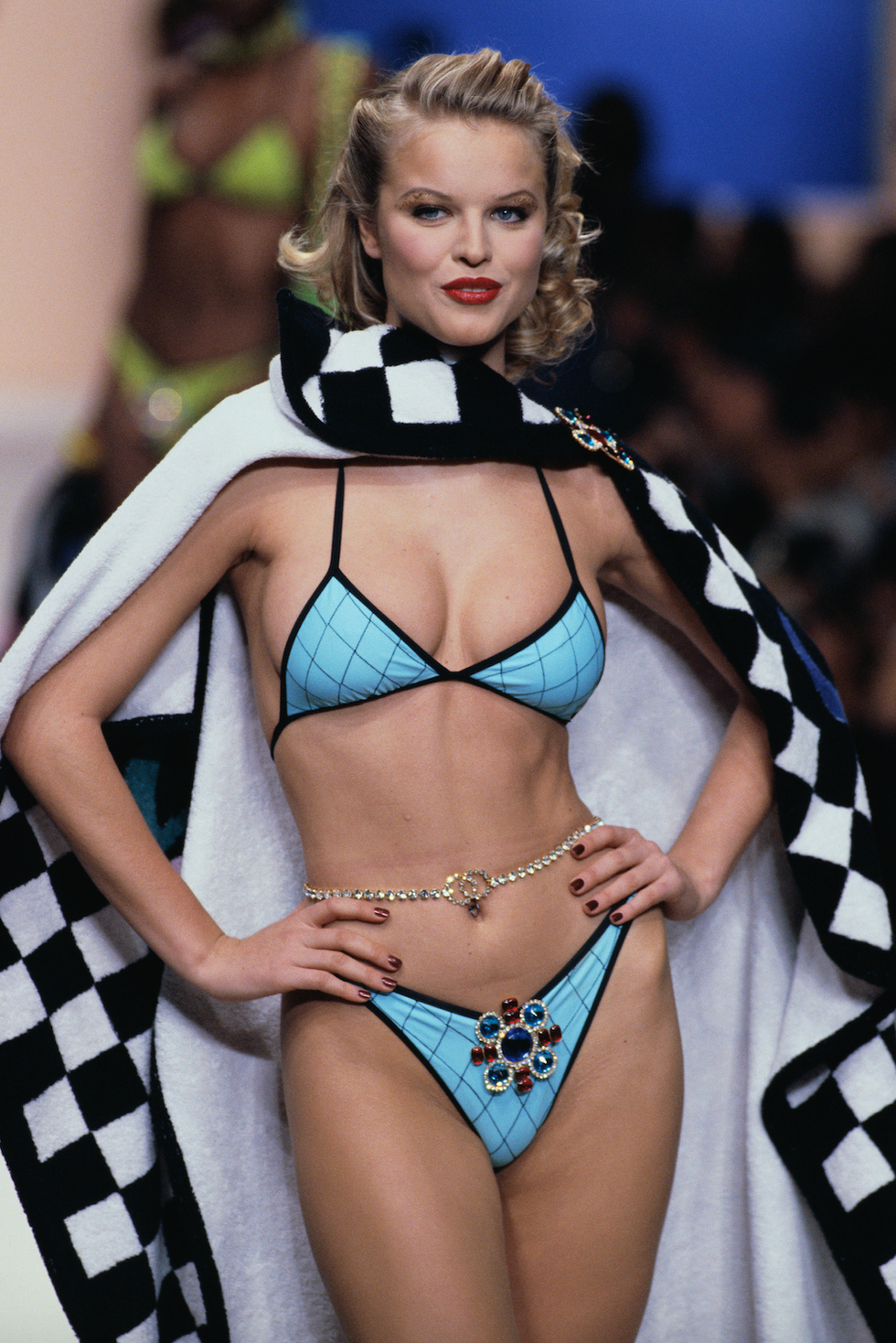 Spring 1995 Ready-to-wear
