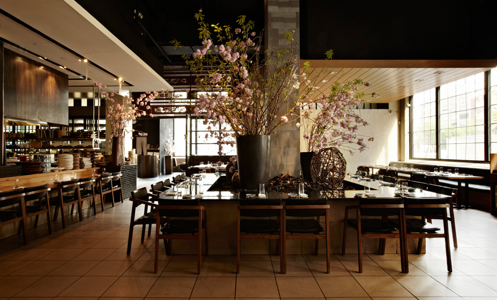 EN Japanese Brasserie, New York. Image via EN