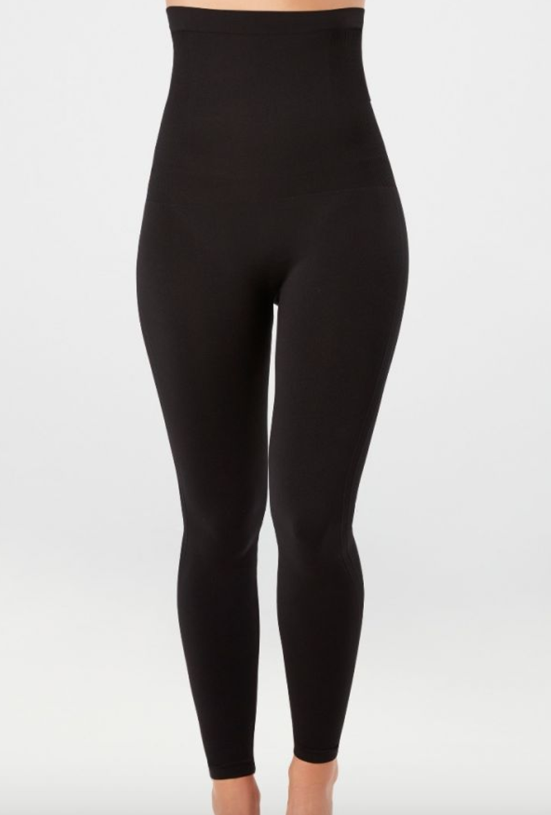 SPANX Look At Me Now High-Waisted Seamless Legging, AVAILABLE AT SPANX