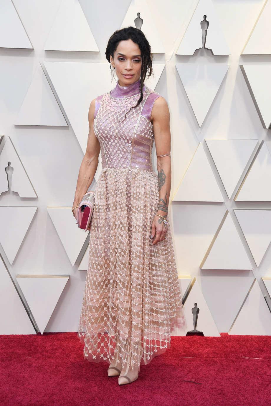 Lisa Bonet - Fendi Couture - Frazer Harrison Getty .jpg